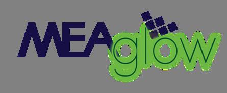 Meaglow Logo
